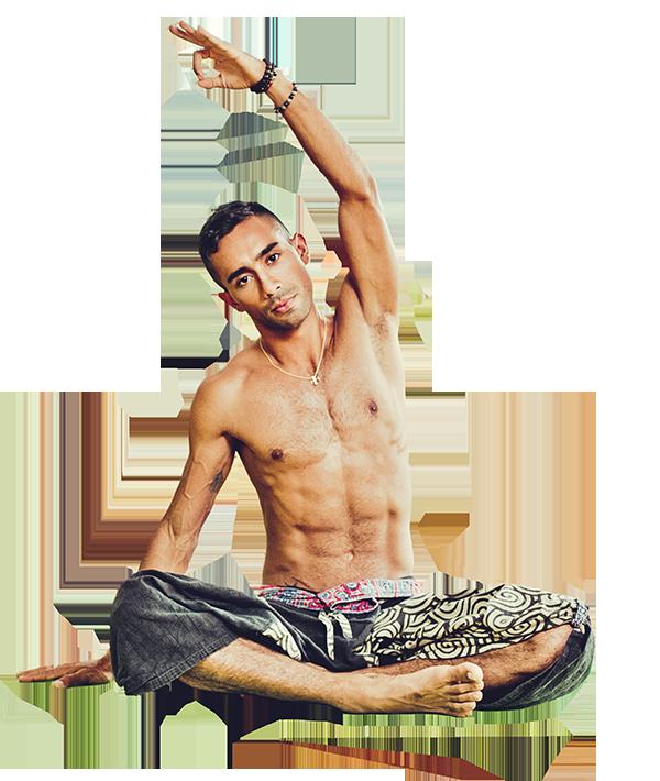 Luis Enrique III Yoga